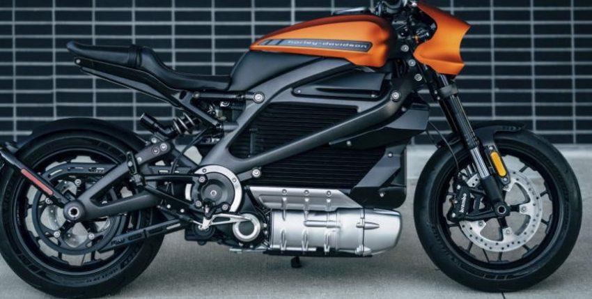 Harley-Davidson LiveWire, la primera moto eléctrica de la marca