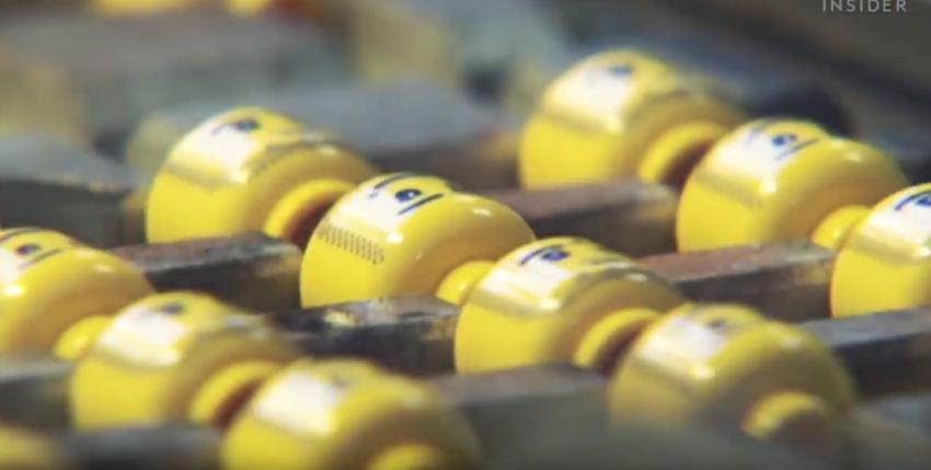 Esta es la fábrica de LEGO más grande del mundo: produce cerca de 36.000 piezas al minuto