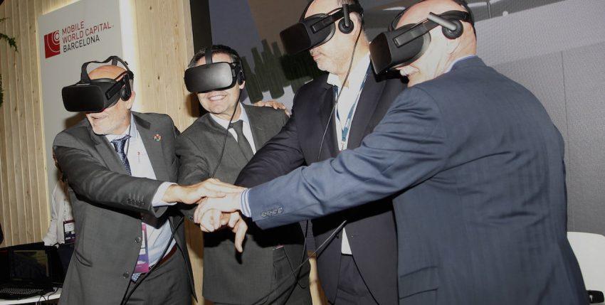 Ya podrás ver los partidos del FC Barcelona en realidad virtual