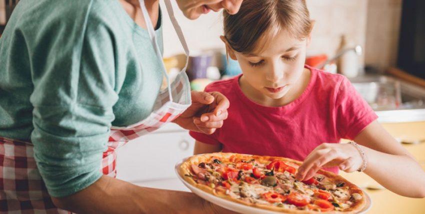 Menú especial del Día del Niño