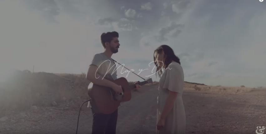 Majo y Dan – Me Sostendrá (Versión Acústica en Vivo)