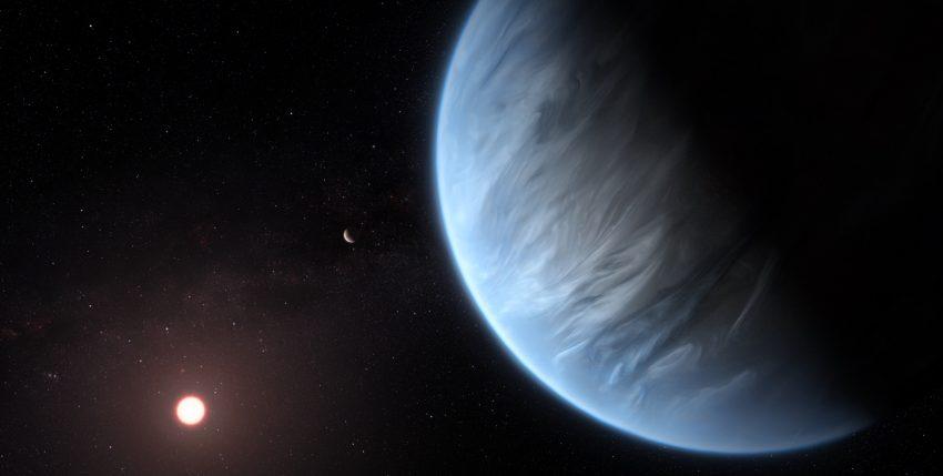 Las incógnitas pendientes tras el hallazgo de agua en el planeta K2-18b