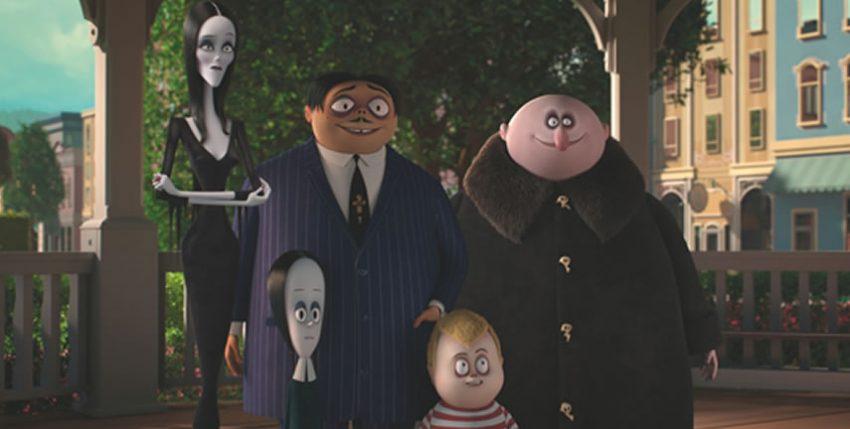 'La familia Addams' de animación y 'Sleepy Hollow'