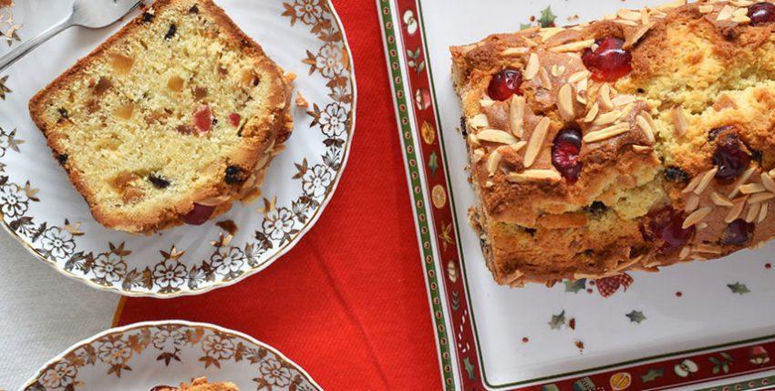 Un pastel de reyes para endulzar la Navidad