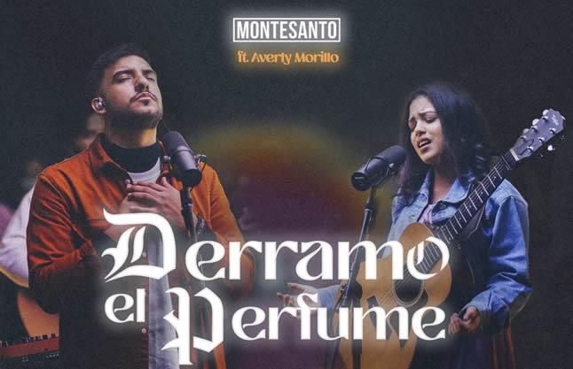 DERRAMO EL PERFUME